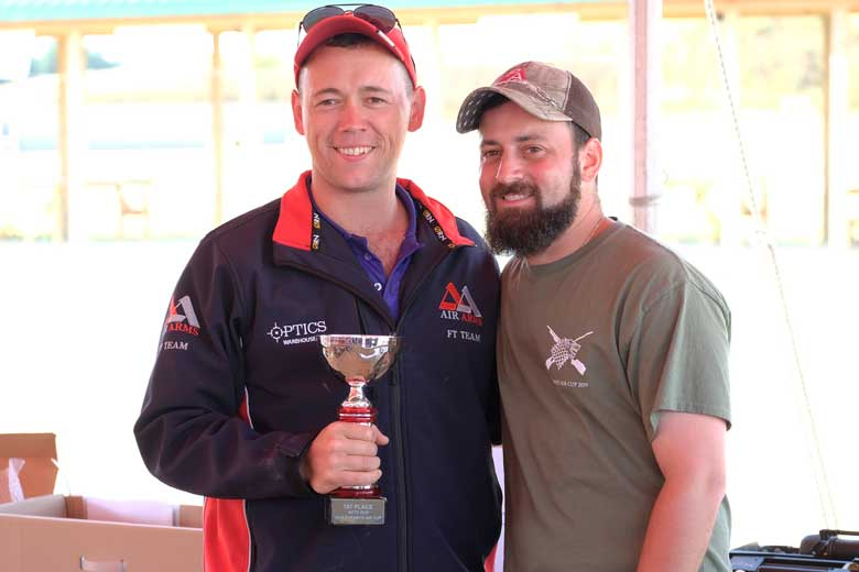 Field Target Prizewinners At The 2019 PA Cup