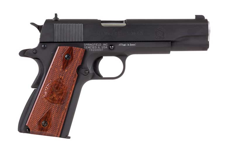 New Springfield Armory Mil-Spec 1911 Pistol Announced