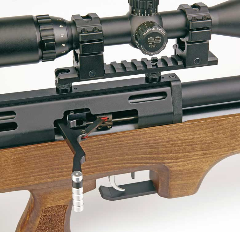 Cometa Advance Bullpup PCP Air Rifles Soon To Be Available