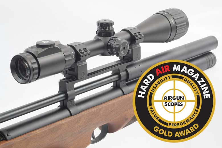 Leapers UTG 4-16x40AO Scope Review