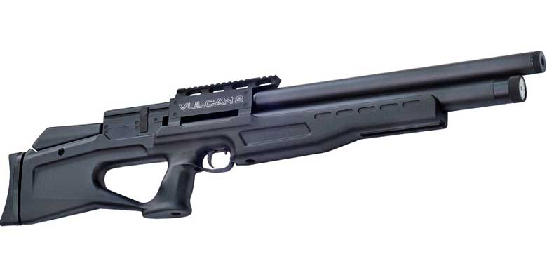Airgun Technology Vulcan 2 PCP Air Rifles Now Available At AoA