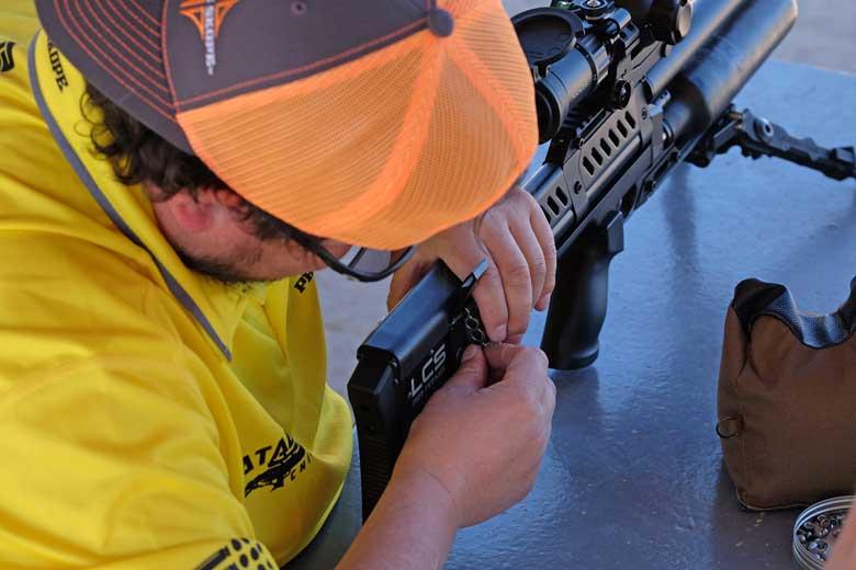 Speed Silhouette Excitement at 2019 Extreme Benchrest