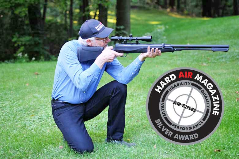 Umarex Synergis Air Rifle Test Review .177 Caliber