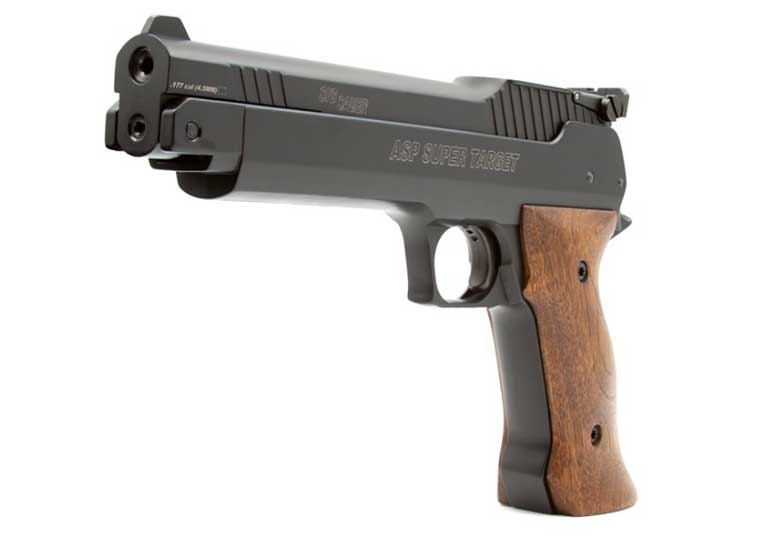 New SIG Super Target Pistol Now Available From AoA