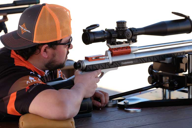 The Winning Air Rifles At Extreme Benchrest 2019