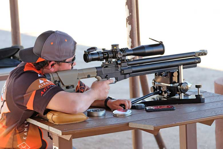American Air Arms At Extreme Benchrest 2019