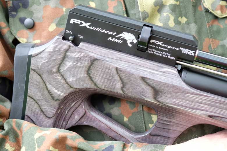 30 Caliber FX Wildcat Mark II Review
