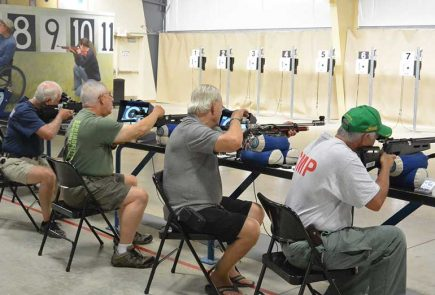 2019 CMP National Air Gun Match Results