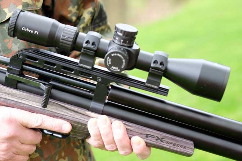 30 Caliber FX Wildcat Mark II Review
