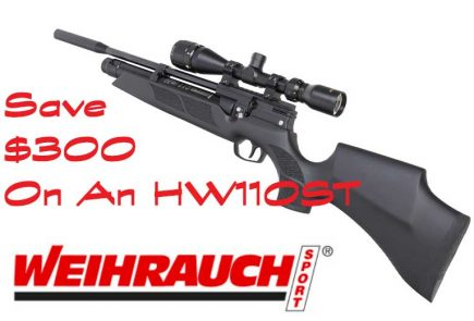Latest Airgun Deals October 1 2019