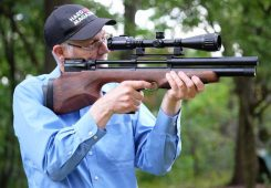First Look At The Diana Skyhawk PCP Air Rifle