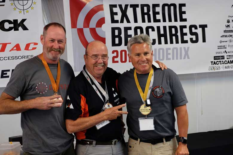 Extreme Benchrest 2019 Winners