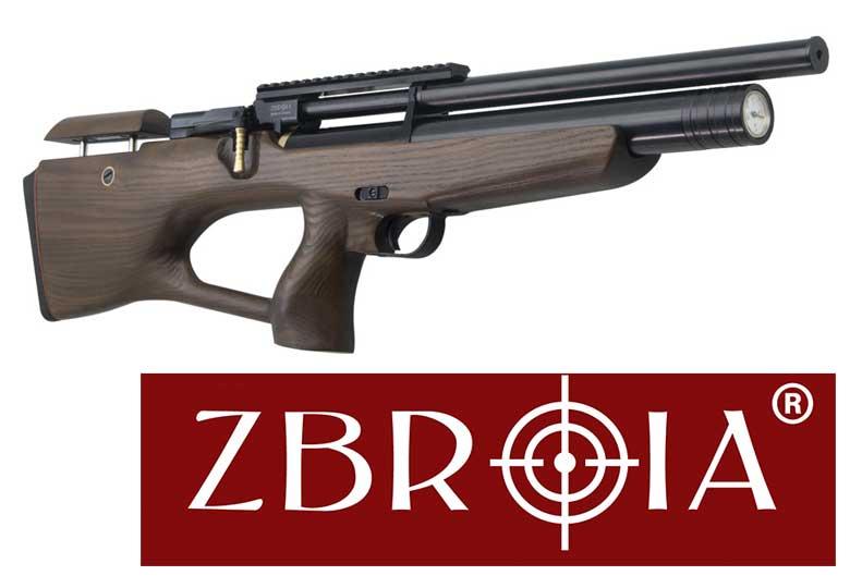 Zbroia PCP Air Rifles