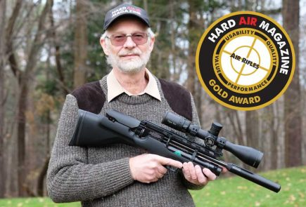 Weihrauch HW100 BP Carbine Test Review .22 Caliber