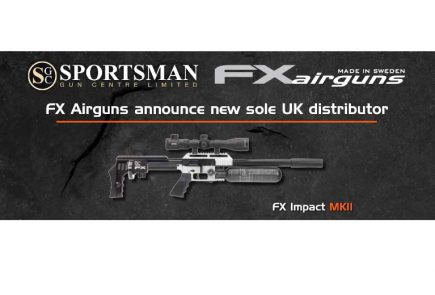 New FX Airguns UK Distributor Announced