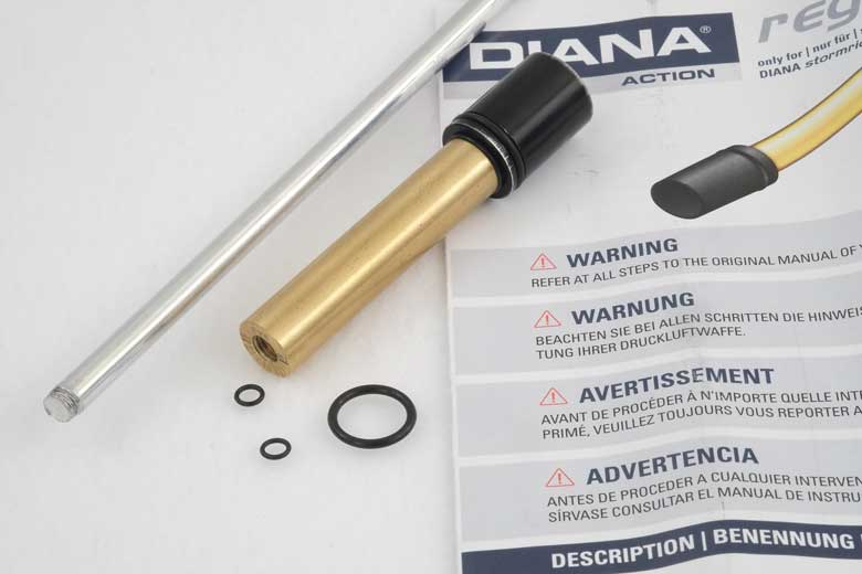 Diana Stormrider Regulator Upgrade