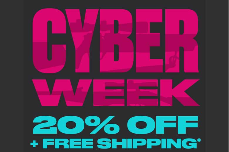 Pyramyd Air Cyber Week Specials Announced