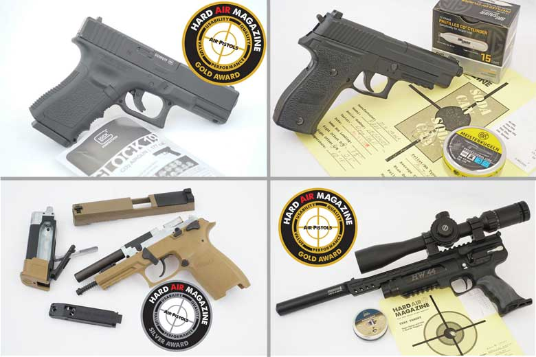 Most Popular Air Pistol Reviews