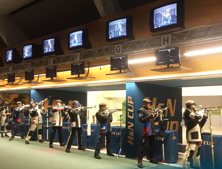 World Shooting Sport Elite To Meet At The Third H&N Cup