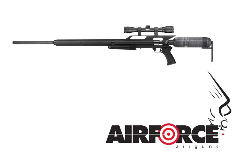 New 50 Caliber Texan PCP Announced By AirForce Airguns