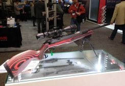 New Diana 34 EMS And Ataman Big Bore Air Rifles