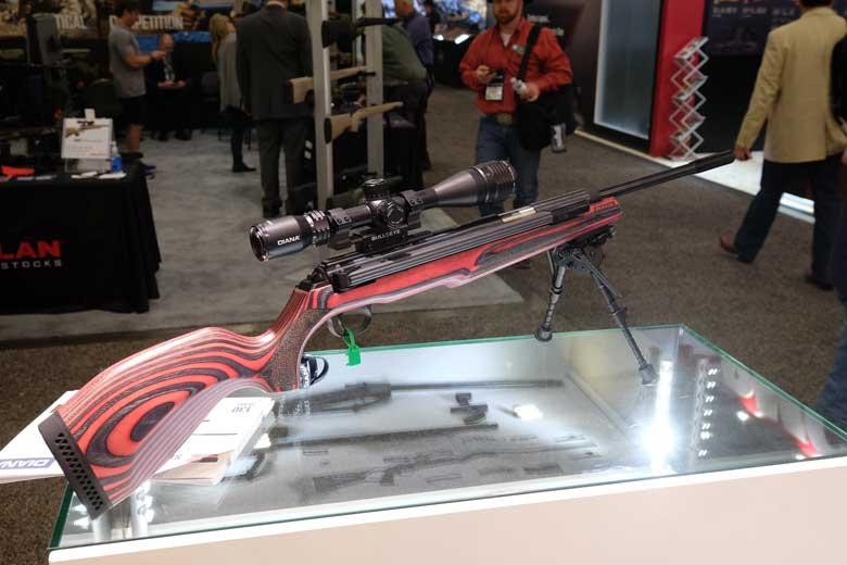 New Diana 34 EMS And Ataman Big Bore Air Rifles