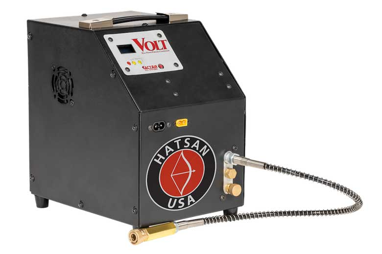 Hatsan USA Announces The Volt Dual Power HPA Compressor