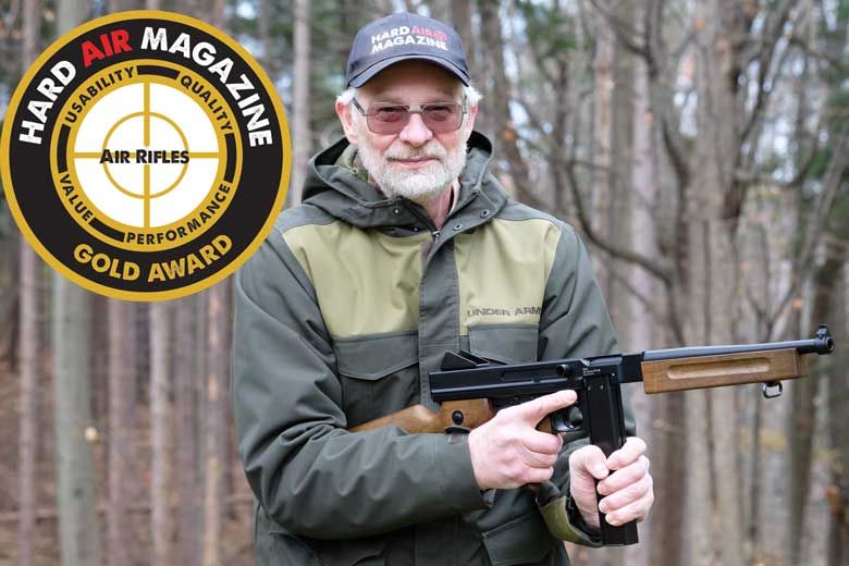 Exclusive First Review Of The M1A1 Thompson BB Gun
