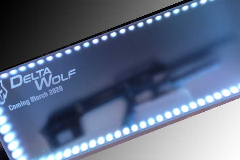 Delta Wolf PCP Air Rifle