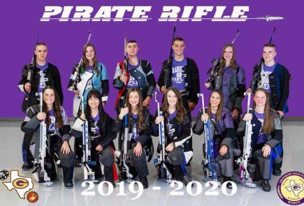 Orion 2019 Air Rifle League Results Announced