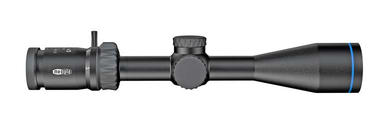 New Meopta Optika5 Riflescopes Are Suitable For PCP Use