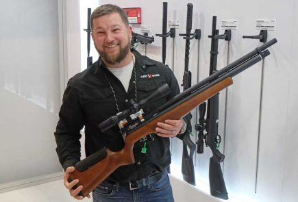 New Marauder Semi Auto And More From Velocity Outdoor At SHOT Show