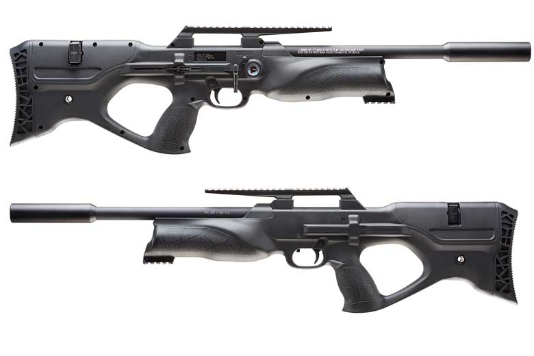 The Walther Reign PCP Air Rifle Arrives In The USA