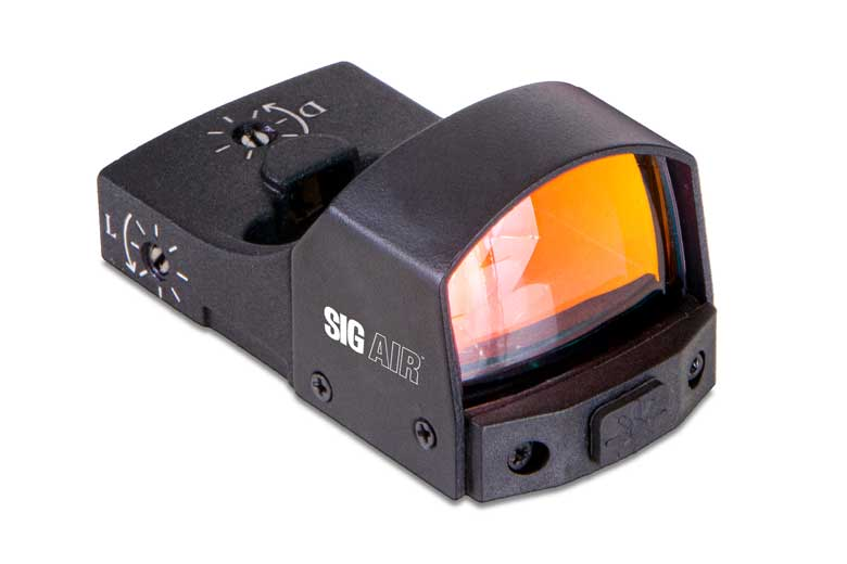 SIG SAUER Introduces New SIG AIR Reflex Sight
