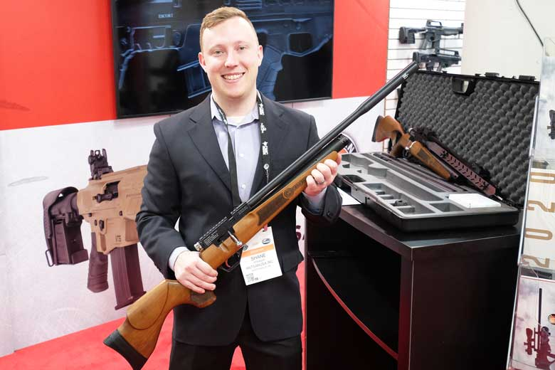 New Hatsan Hydra QE And PCPs From AirForce At 2020 SHOT Show