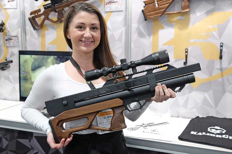 New KalibrGun Argus And More News From 2020 SHOT Show