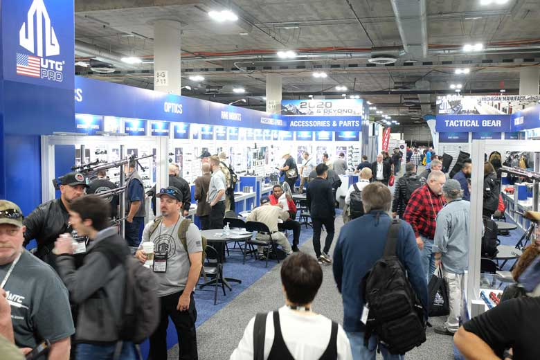 Air Venturi And Leapers At The 2020 SHOT Show