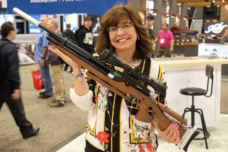 New Beeman Competition PCP Air Rifle Announced At 2020 SHOT Show