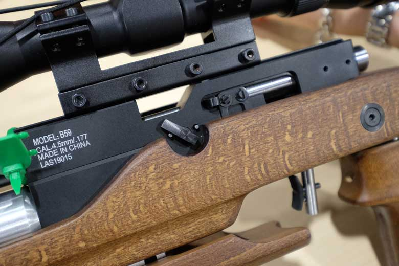 Beeman Competition PCP Air Rifle