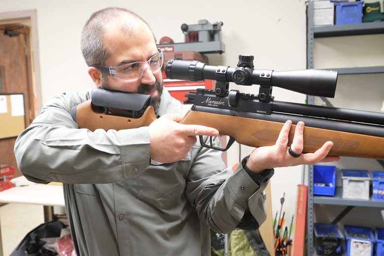 First In-Depth Look At The Benjamin Marauder Semi-Auto Air Rifle