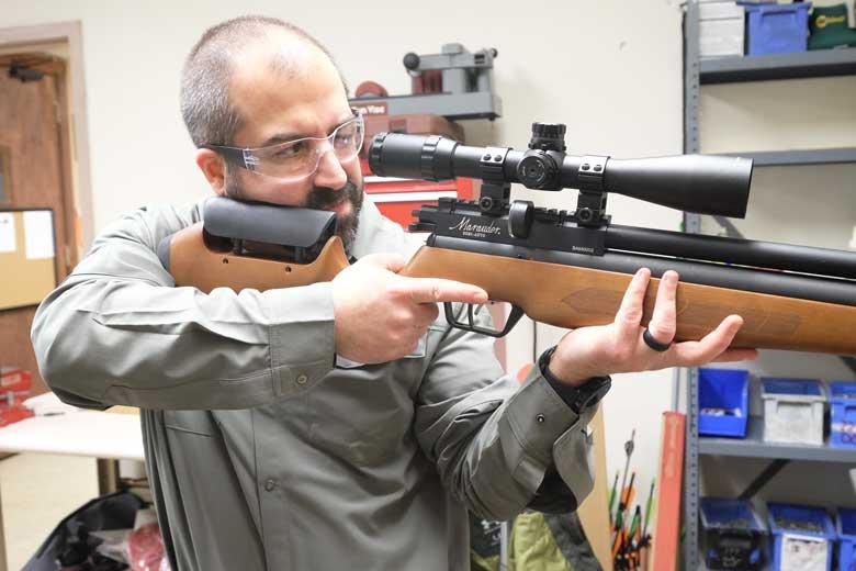 First In-Depth Look At The Benjamin Marauder Semi-Auto Air Rifle