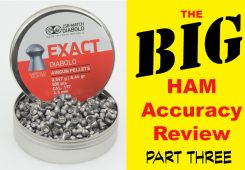 HAM Recommendations - Most Accurate .177 Caliber Pellets