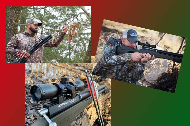 Take A Look At These Umarex AirSaber Hunting Videos!