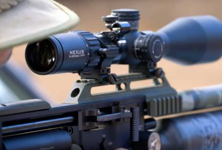 Element Optics Is Launched Today - It's A FX Airguns Sister Company!