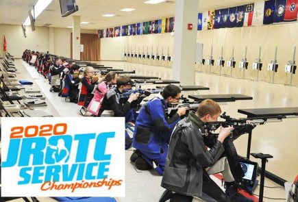 2020 JROTC Regional Air Rifle Championships Coming To CMP Competition Centers