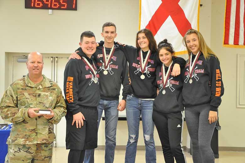 2020 JROTC Regional Air Rifle Championships