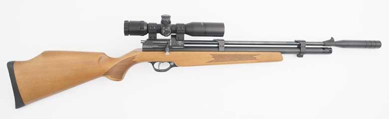 Diana Stormrider Gen 2 Air Rifle Review .22 Caliber