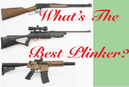 What's The Best Plinking Airgun For Me?