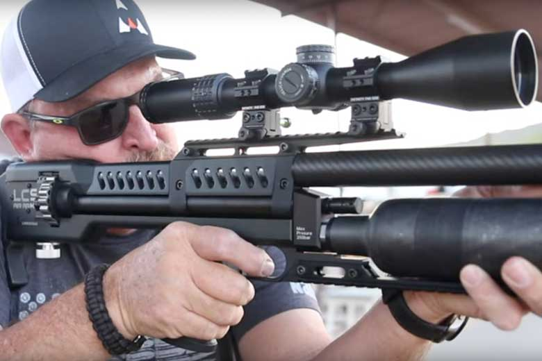 "Airguns Of Arizona Releases ""How To"" LCS Air Arms SK-19 Videos"