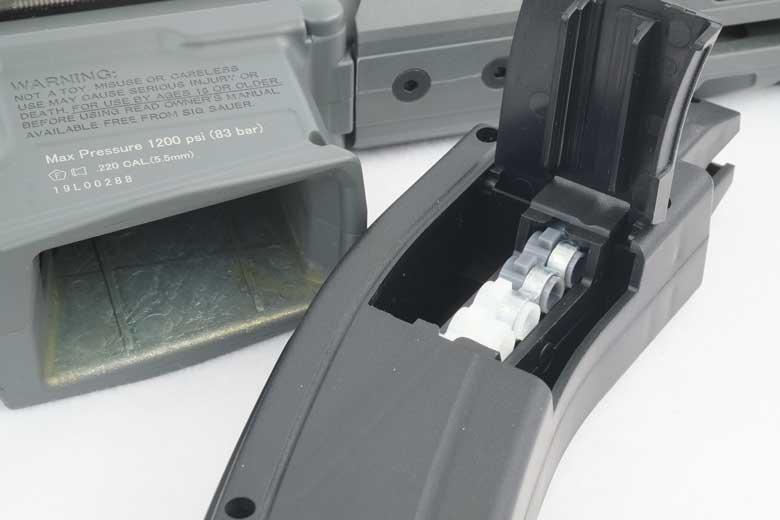 SIG MCX Virtus PCP Air Rifle